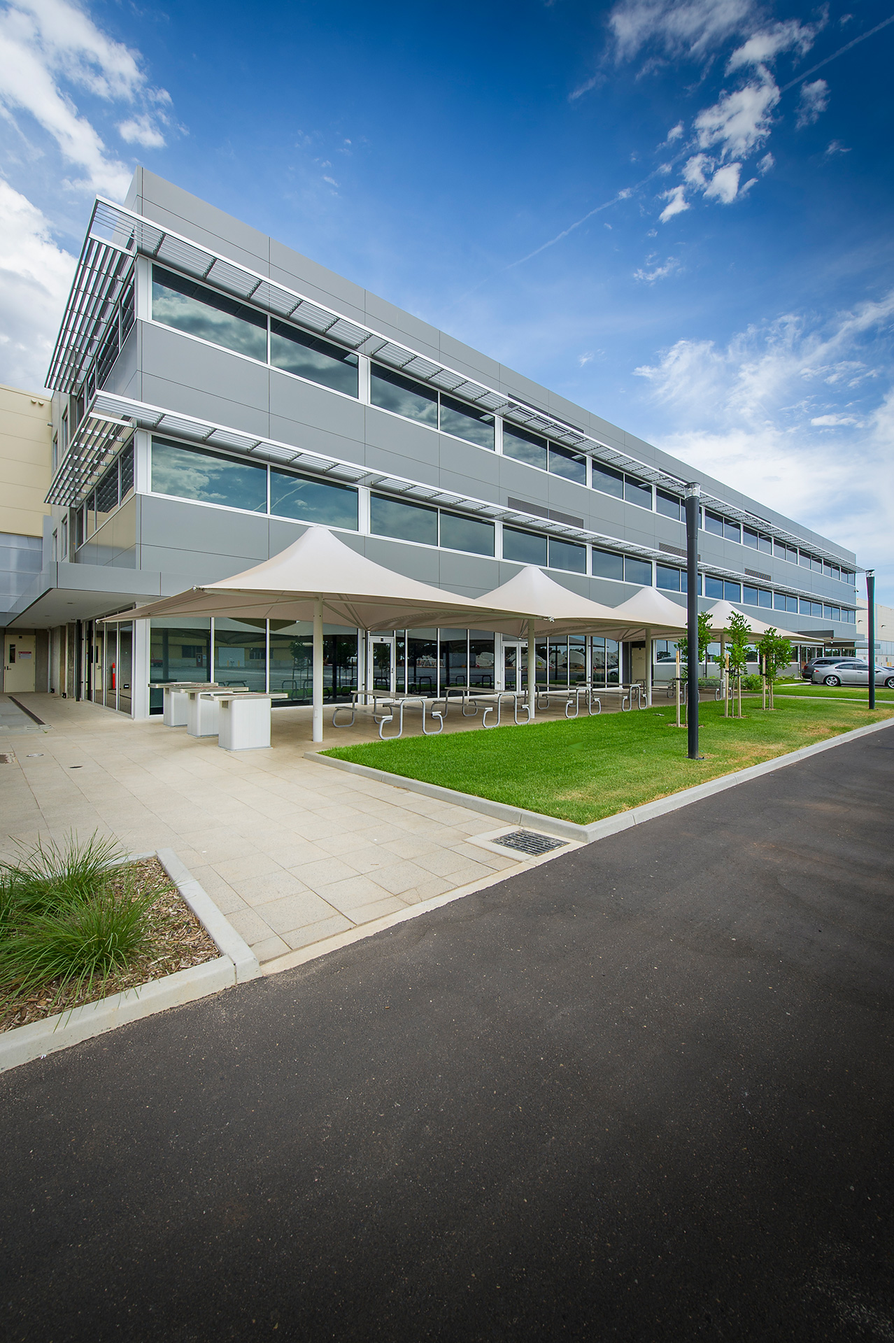Architecture Exterior Commercial Photography Adelaide
