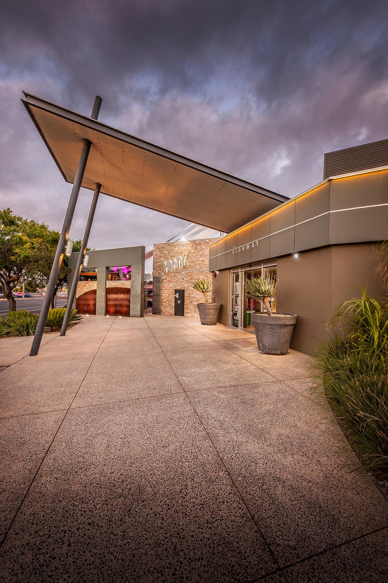 Architecture Hospitality Photography Adelaide