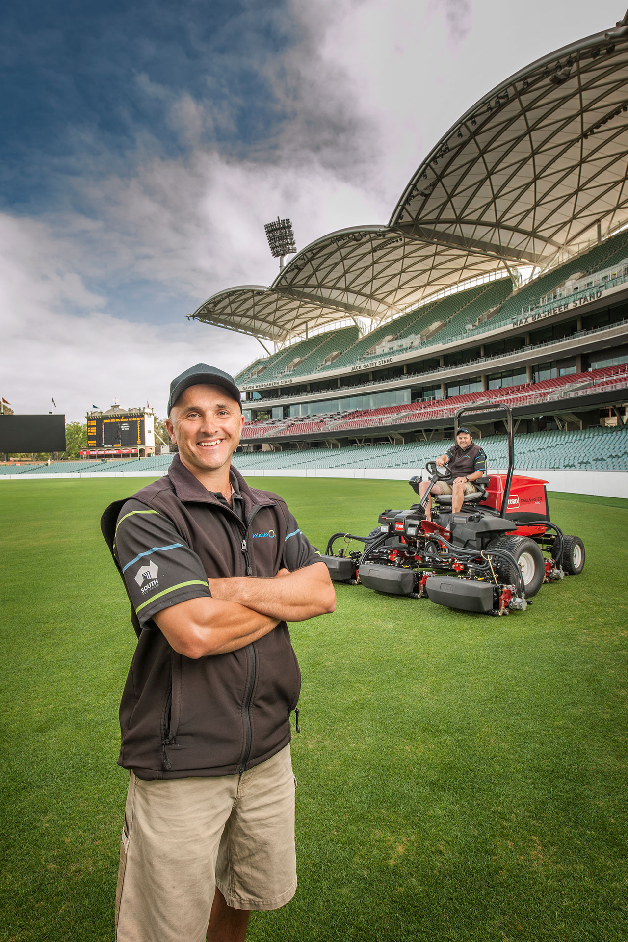 Adelaide Oval Commercial Photographer Adelaide