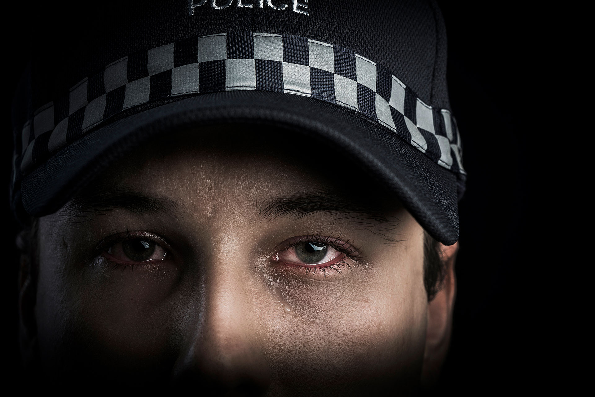 Adelaide Police Mental Health Photography