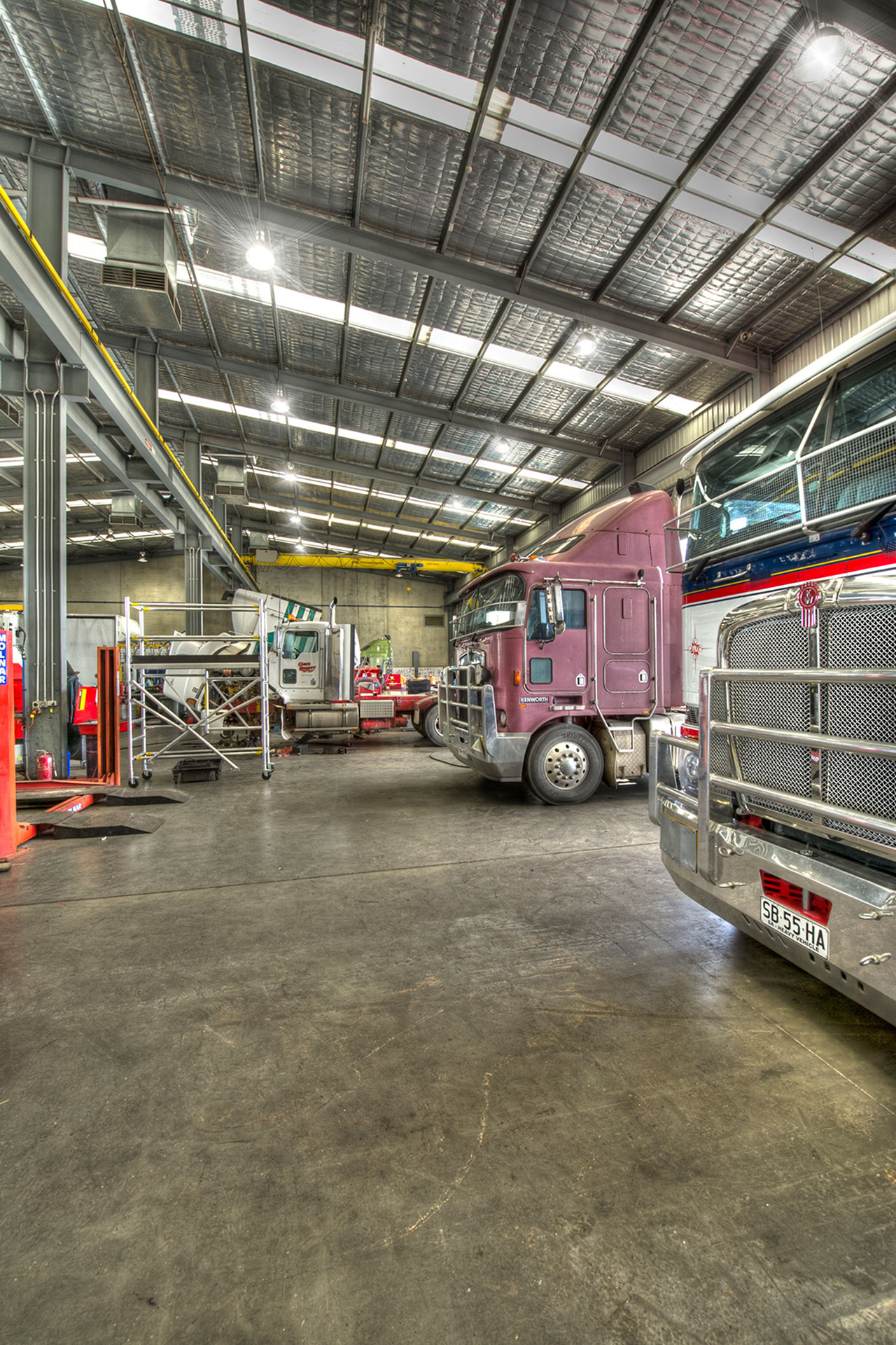 Industrial Transport Commercial Photography Adelaide