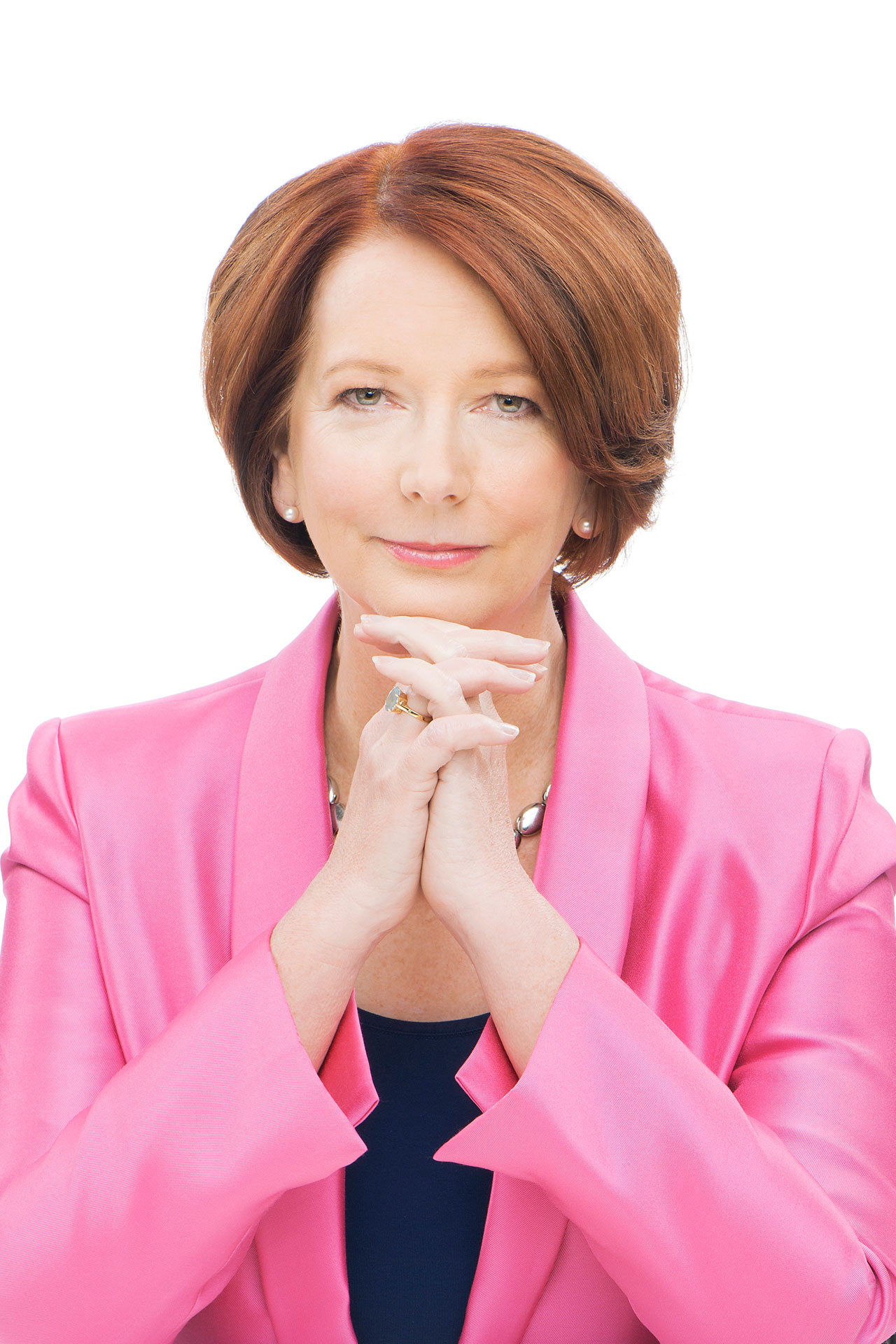 Julia Gillard Corporate Portrait Photographer Adelaide